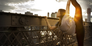 Brooklyn Bridge Dancer - New York Creative Group